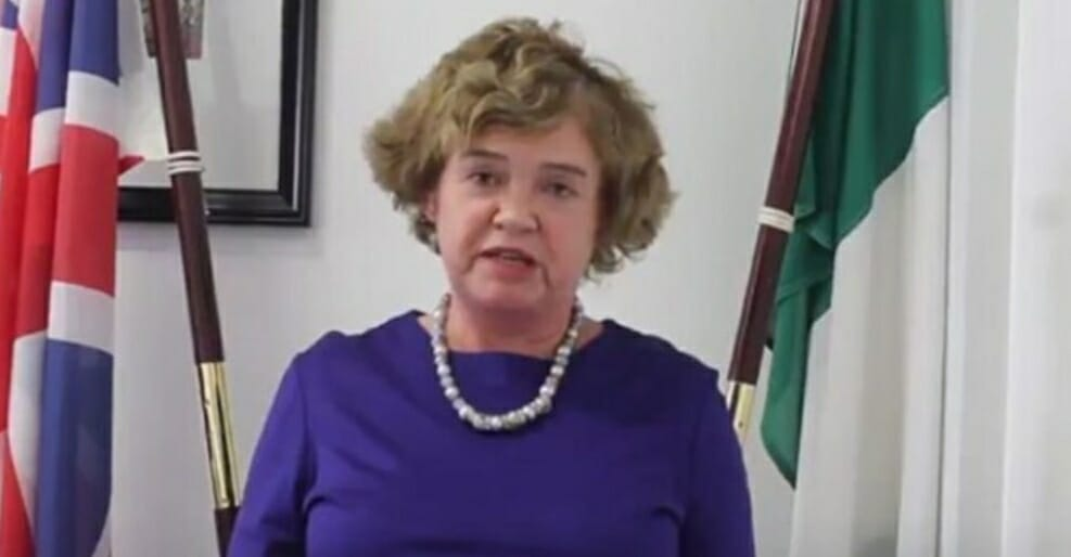 Nigeria's security challenges completely overwhelming, says UK envoy