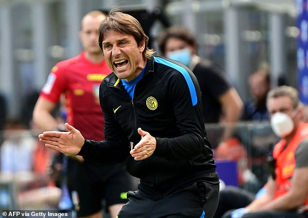 Euro 2020 final: Ex-Chelsea manager, Conte tells Italy how to beat England