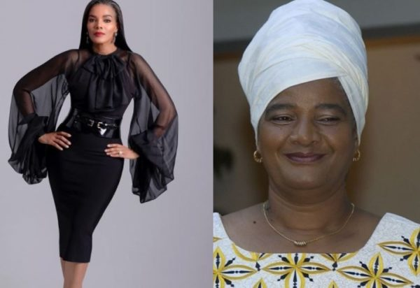 Connie Ferguson remembers mom on 8th year anniversary of her death
