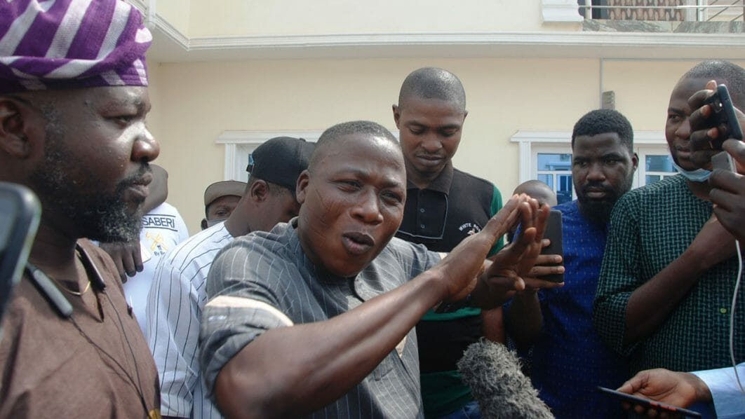 """""""We are ready to fight for his freedom"""" – Agbekoya asks FG to release Sunday Igboho"""