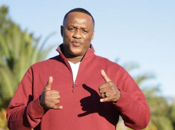 """""""I'm God's tool used to inspire you,"""" Jub Jub says as he appreciates fans"""