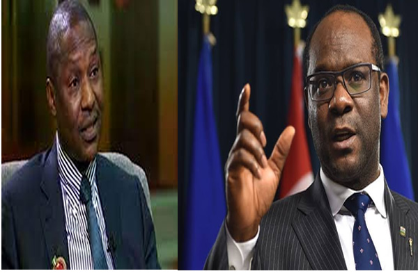 You're a disgrace, Canadian Justice Minister blasts Malami over Nnamdi Kanu's arrest