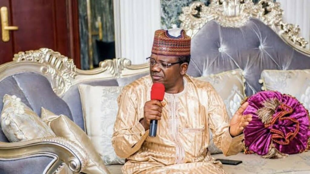 Banditry will swallow up north-west if governors do not wake up, says Matawalle