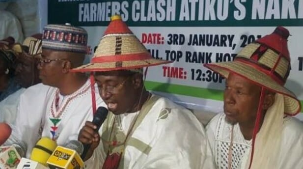 Miyetti Allah speaks on insecurity, says bandits also attack Fulanis