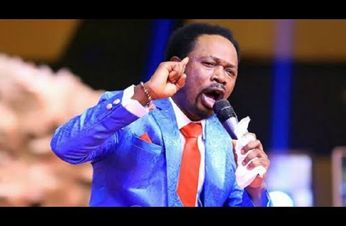 Video: You can feel safe in the mosque and afraid of being poisoned around pastors – Prophet Joshua Iginla