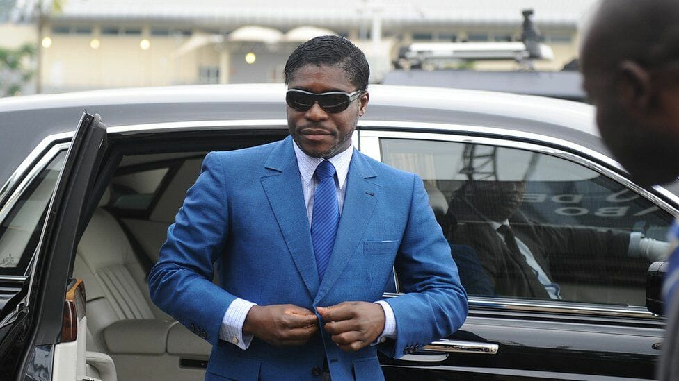 Equatorial Guinea leader's son, Obiang buys Michael Jackson's glove for N113M