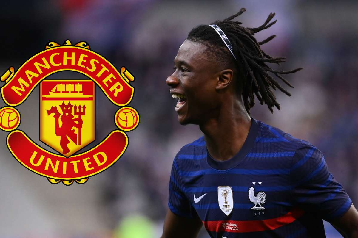 Rennes confirm they are ready to sell Camavinga to Man Utd