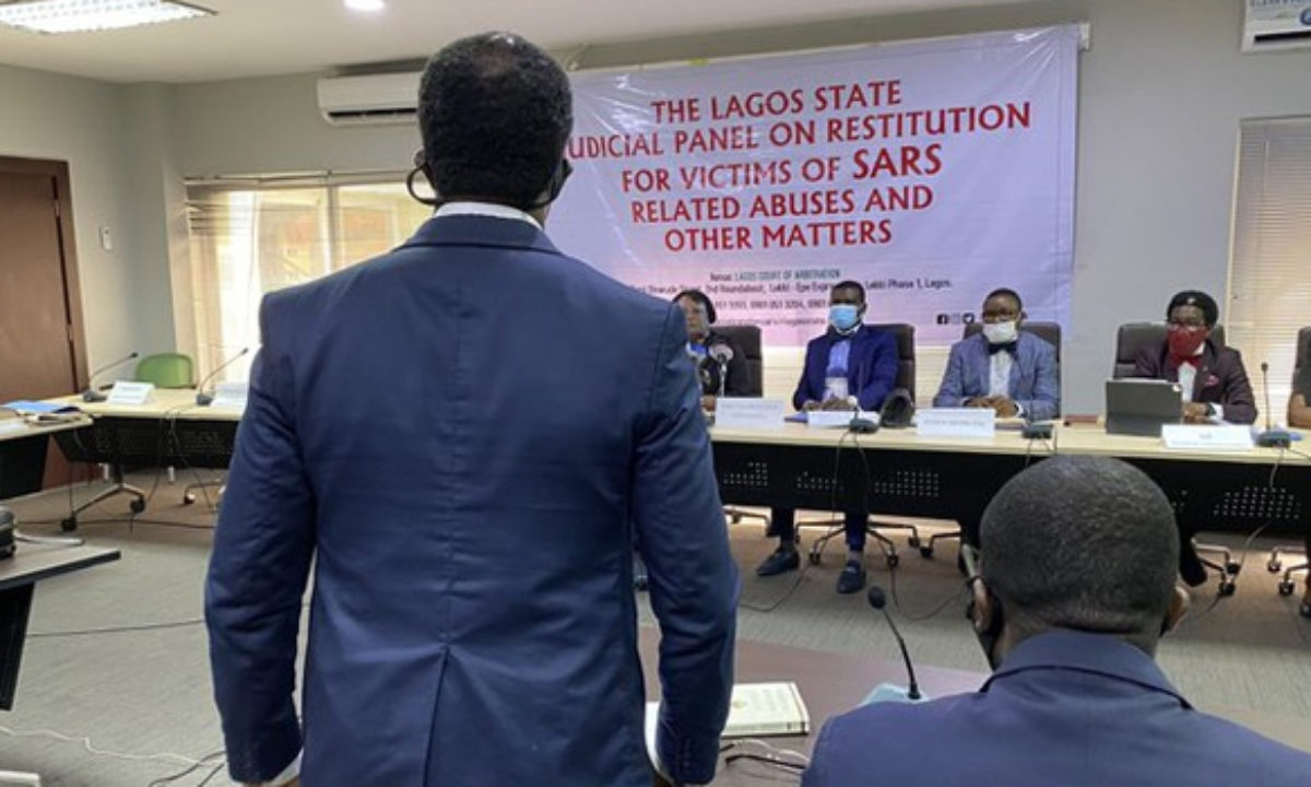 FG asks states to submit End SARS judicial panel reports