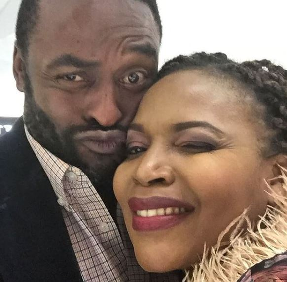 Florence Masebe announces the passing of her brother