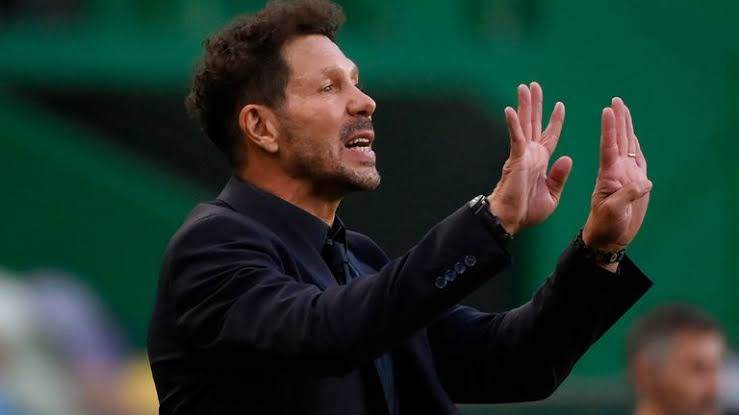 Coach Simeone extends Atletico Madrid deal until 2024