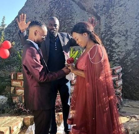 Skolopad officially ties the knot (Photos)