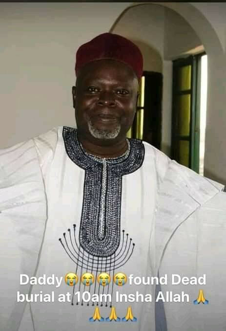 'Kidnapped' Ijebu-Ode Chief Imam found dead inside his newly acquired car