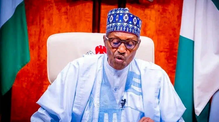 We remain strong, determined in tackling insecurity – Buhari