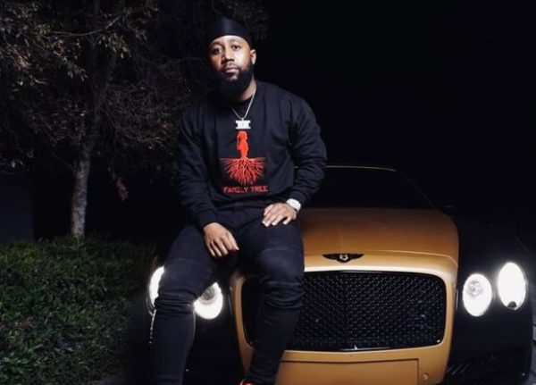 """""""If you have something to say to me meet me in the ring"""" – Cassper Nyovest to DJ Speedsta"""