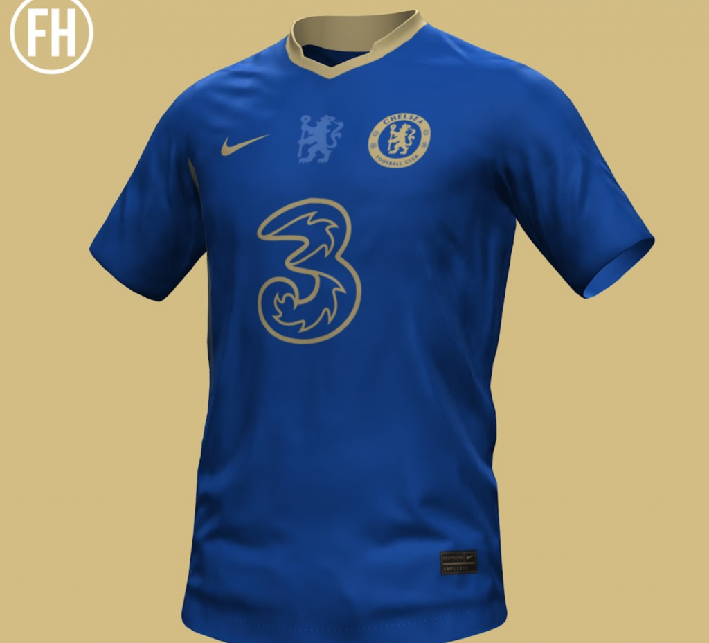 First look at Chelsea's rumoured 2012 Champions League anniversary kit leaked online
