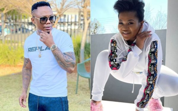 DJ Tira offers to support Busiswa with R10k