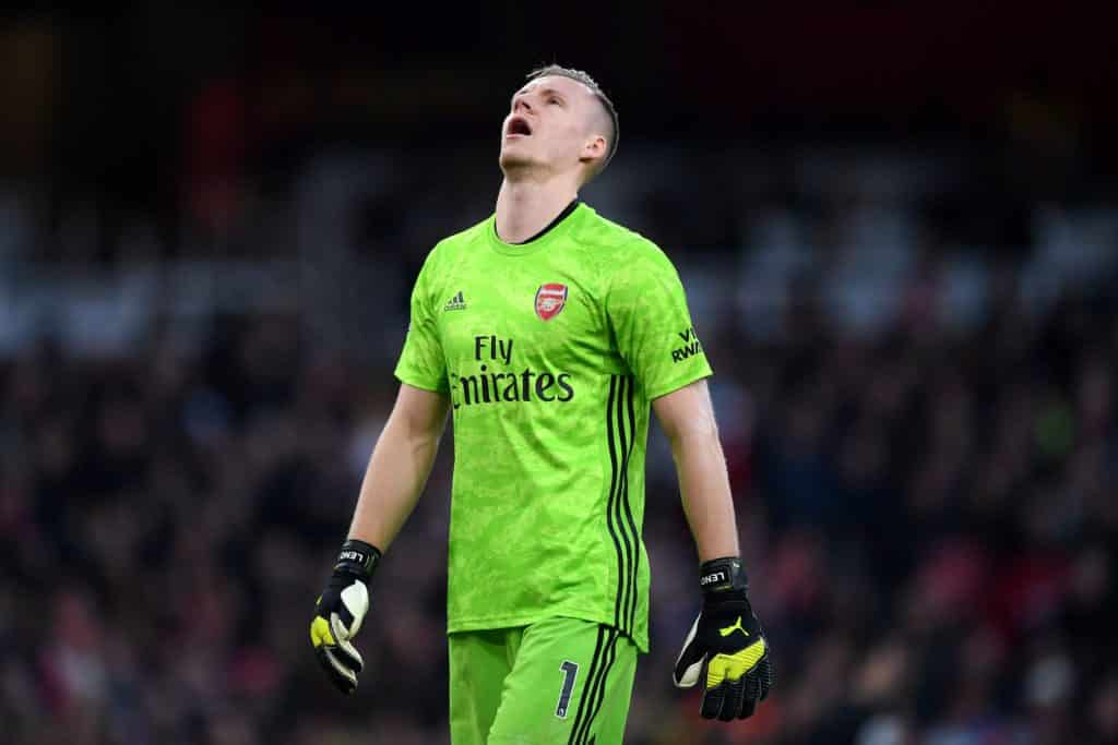Aaron Ramsdale throws down gauntlet; challenges Bernd Leno for number one status