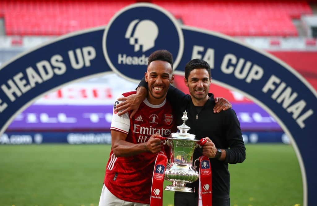 """Arsenal reportedly """"open to offers"""" for star man Aubameyang as window enters last week"""