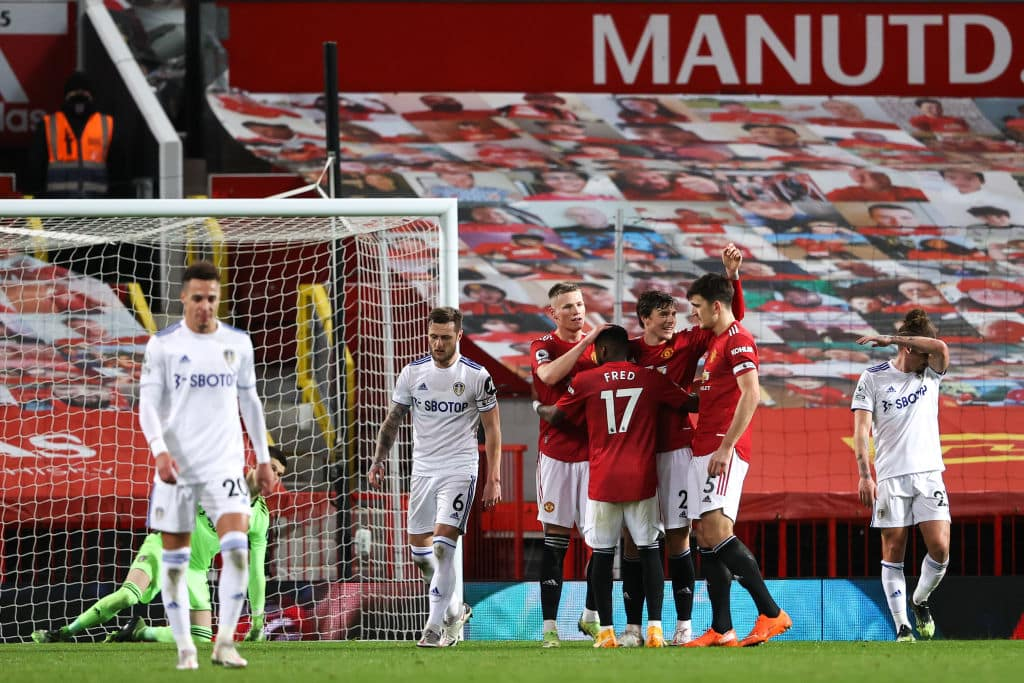 A Turkish flag, Munich chants, Sancho & Rashford targeted and the nasty side of Man United's meeting with Leeds