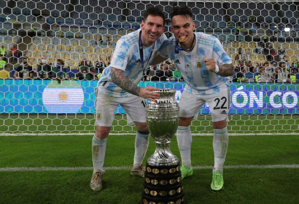 Are Arsenal making a huge mistake should Spurs sign Lautaro Martinez?
