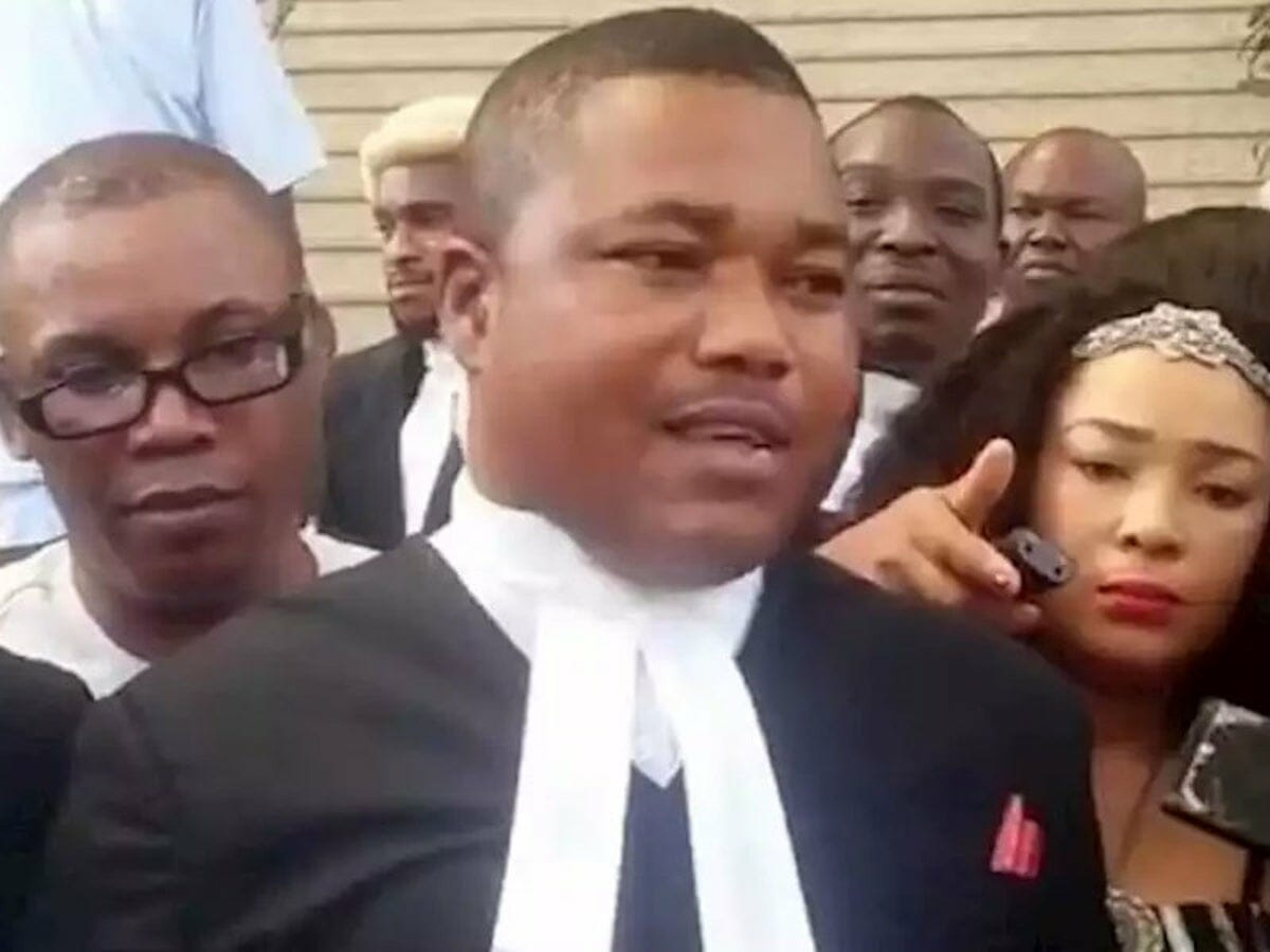 Nnamdi Kanu: Lawyer gives update on state of IPOB leader in detention