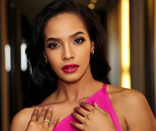 Liesl Laurie testifies to being a COVID-19 survival