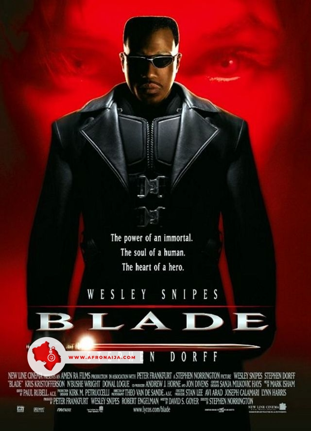 Blade 1998 – 2004 (Collection)