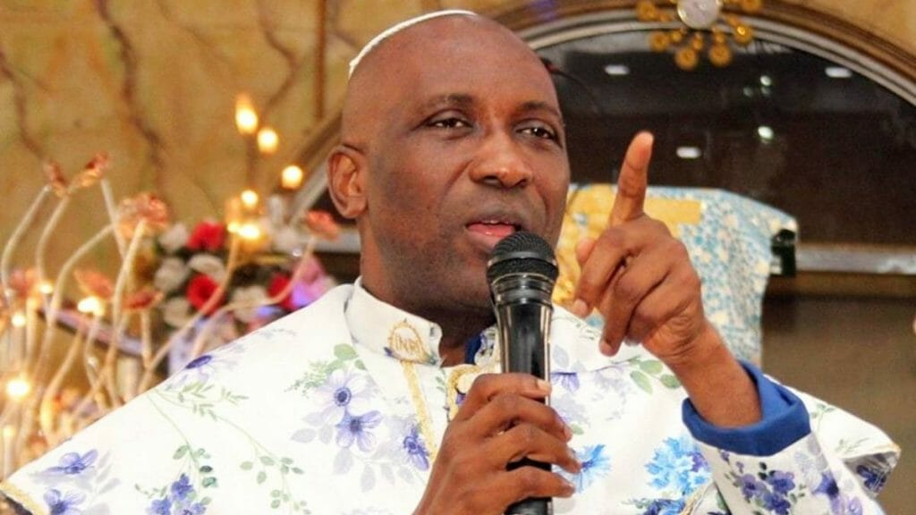 Primate Ayodele reveals why APC will lose 2023 presidential election