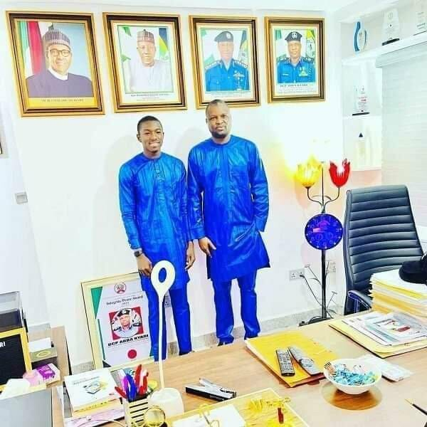 Hushpuppi: Abba Kyari's brother deletes all photos on Instagram page