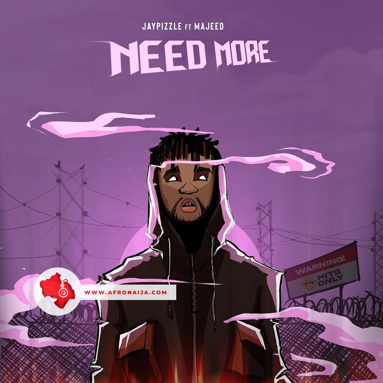 Jaypizzle Ft. Majeed - Need More