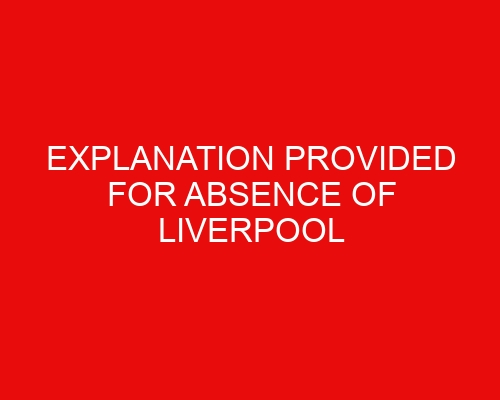 Explanation provided for absence of Liverpool pair Thiago & Henderson vs Norwich