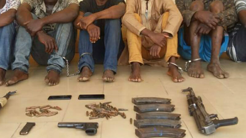Gunmen killed in Rivers, others arrested as police ban escort duty