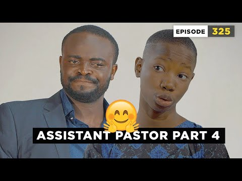 The Assistant Pastor Part 4 - Episode 325   Short Movie (Mark Angel Comedy)