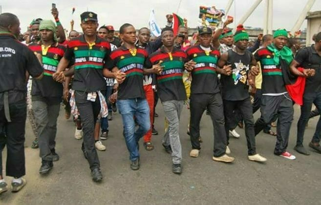 Navy confirms death of six suspected IPOB members during gunfire in Anambra