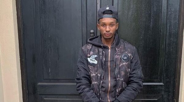 Sophie Ndaba's son Lwandle releases a diss track about Max Lichaba