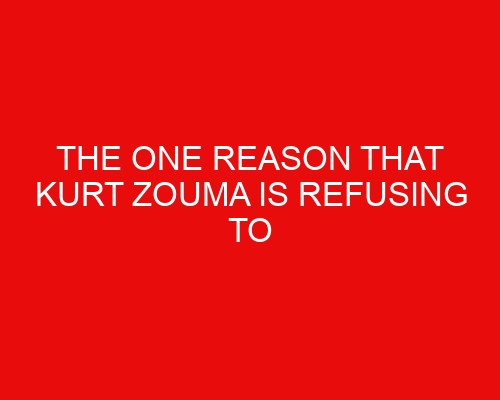 The one reason that Kurt Zouma is refusing to join West Ham