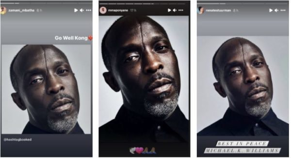SA celebs pay tribute to late Micheal Kenneth Williams