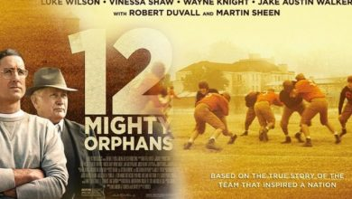 12 Mighty Orphans (2021) Movie