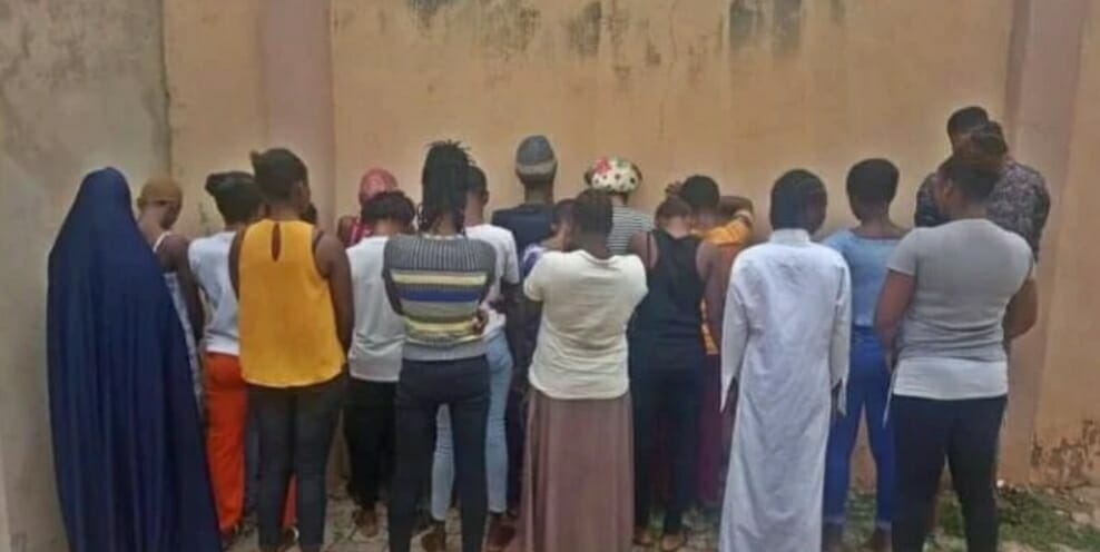 NAPTIP reconnects 22 trafficking victims with their families in Sokoto