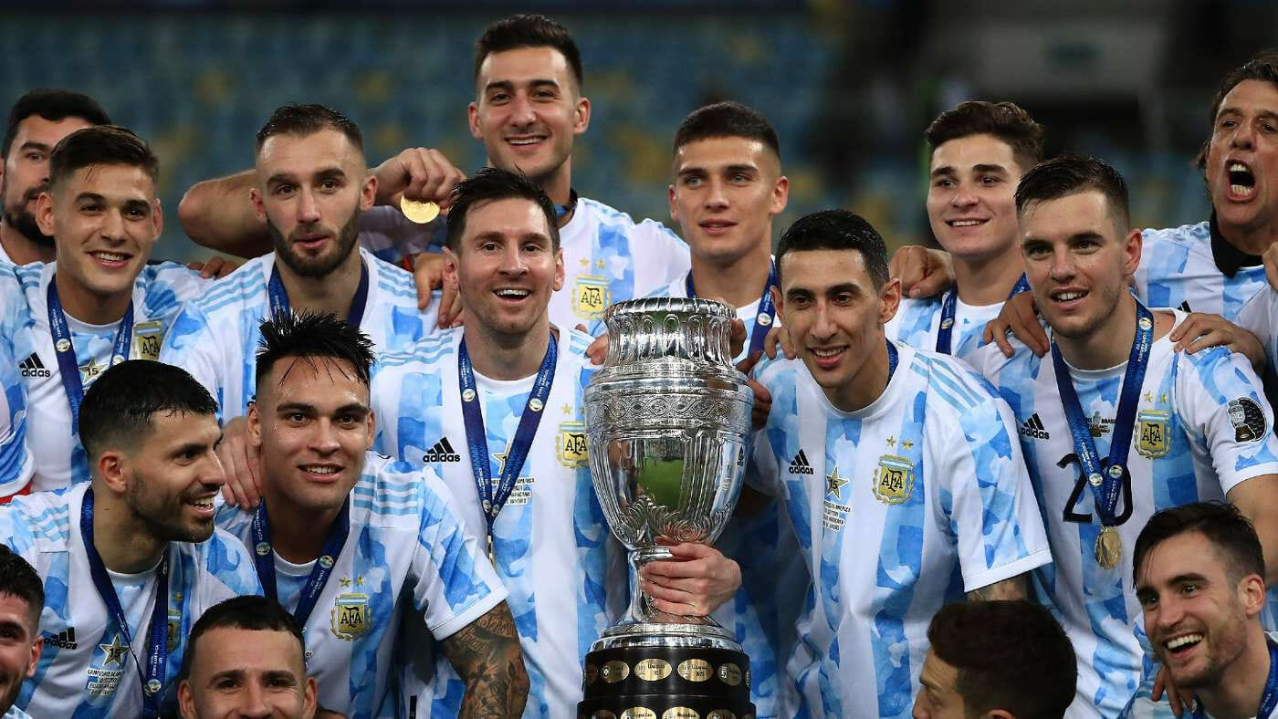 Messi reveals 'most difficult' trophy of his career