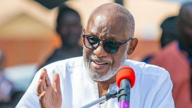 El-Rufai struggling to export banditry to the south, says Akeredolu