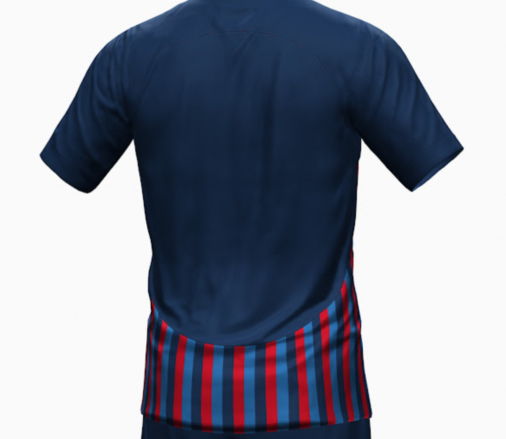 Leaked images of Barcelona's 2022/23 home & away jerseys surface online