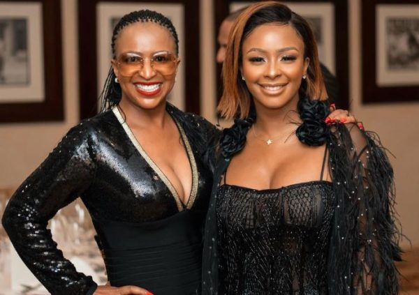 """""""Happy birthday to my Queen"""" – Boity Thulo writes to her mother"""