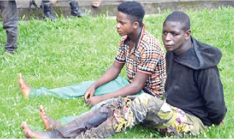 Edo police rescue five kidnap victims, arrest two suspects after gun battle with kidnappers