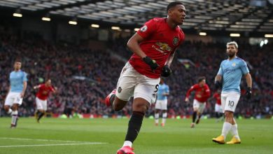 Anthony Martial criticized by fans after support from Dion Dublin