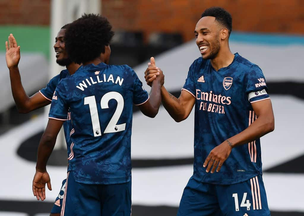'Wasn't happy at the club': Willian opens up on Arsenal exit for the first time