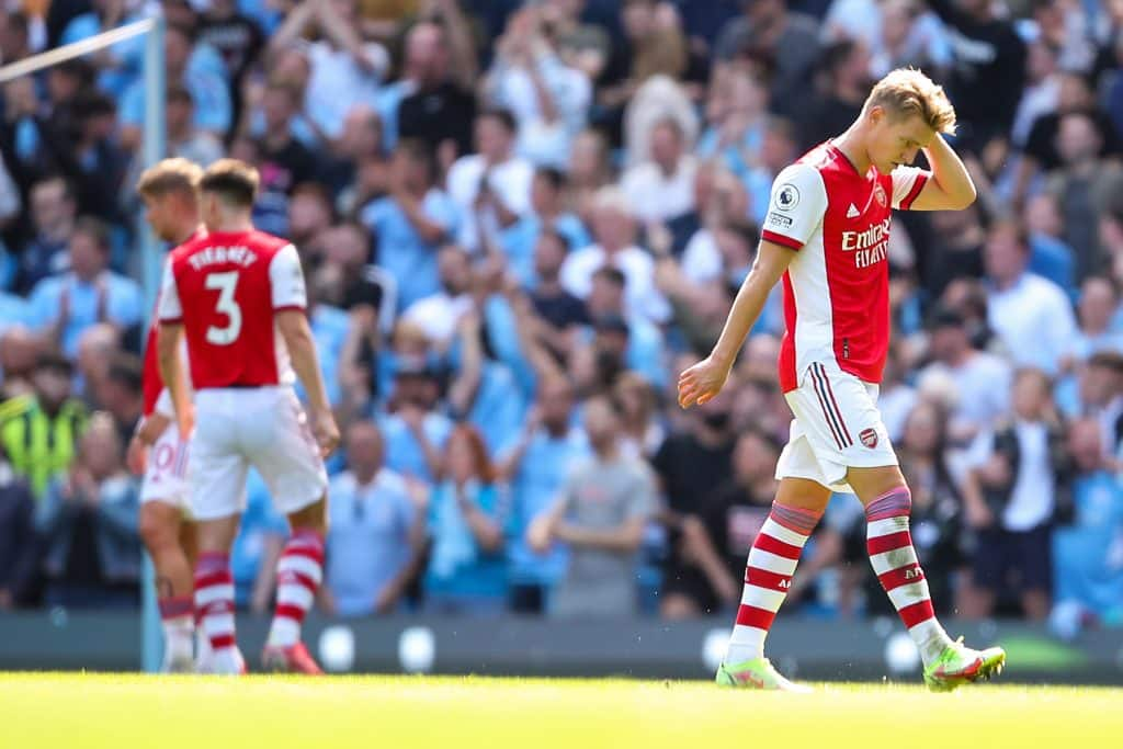 Martin Odegaard's stellar Norway stats bode well for Arsenal ahead of Norwich