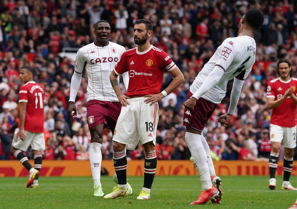 Solskjær blame game continues in wake of defeat against Aston Villa