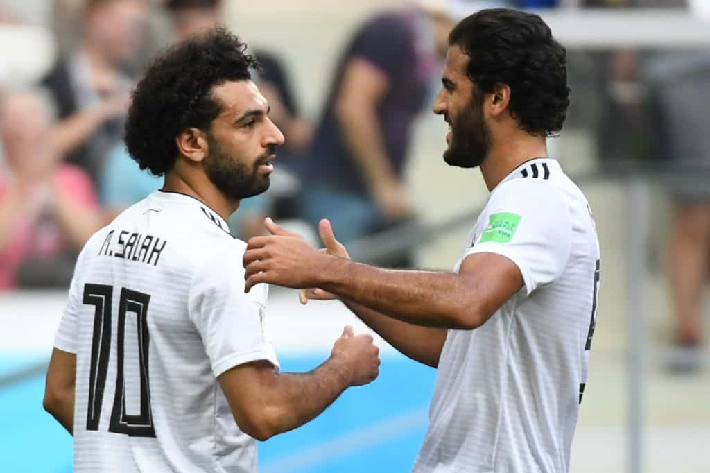 The staggering weekly wage Mo Salah reportedly wants to extend Liverpool contract