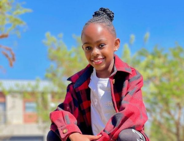 Kwesta's daughter, Khai is the coolest kid on the internet today